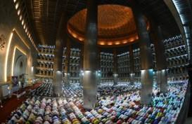 Simak Jadwal Takbir dan Salat Idulfitri di Masjid Istiqlal
