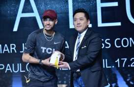 Gandeng Neymar Jr., TCL Global Incar Pangsa TV Lampaui 11%