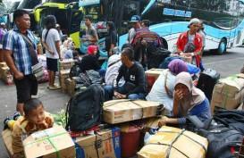 Hingga H-1 Terminal Pulogebang Telah Berangkatkan 68.000 Pemudik