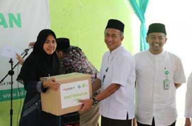 IZI Salurkan 25.769 Paket Ramadan