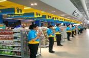 Pengunjung di Hypermart melonjak 30%