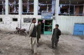 20 Orang Tewas Oleh Bom Mobil Taliban di Afghanistan