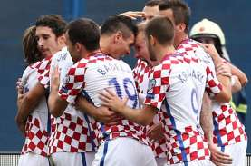 PIALA DUNIA 2018: Bekuk Nigeria 2-0, Kroasia Pimpin…