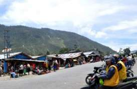 Lima Anggota TNI Terluka Diserang Kelompok Bersenjata di Puncak Jaya