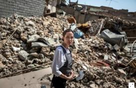 Bersama UNHCR, Angelina Jolie Kembali Kunjungi Irak