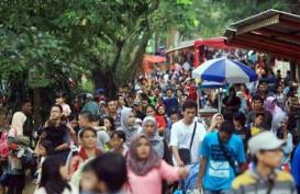 H+2 Lebaran, 90 Ribu Pengunjung Padati Ragunan Siang Ini