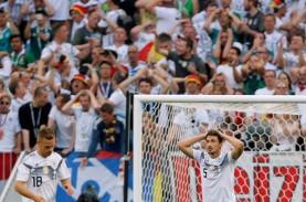 PIALA DUNIA 2018: Jerman, Juara Piala Dunia 2014 Ditumbangkan…