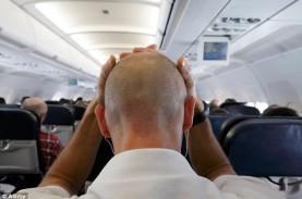 Ini Efek Penerbangan Jarak Jauh bagi Tubuh