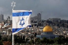 Pesawat Jet Israel Serang Kelompok Hamas di Jalur…