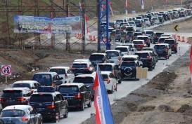 ARUS BALIK LEBARAN: Jumlah Kendaraan dari Jabar dan Jateng Menuju Jakarta Meningkat