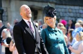 Cucu Ratu Elizabeth II, Zara Tindall Melahirkan Anak Keduanya