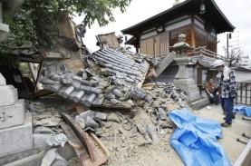 KJRI Osaka Nyatakan Situasi Pasca Gempa Berangsur…