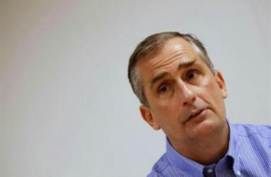 Tersandung Hubungan Konsensual, CEO Intel Brian Krzanich Mundur