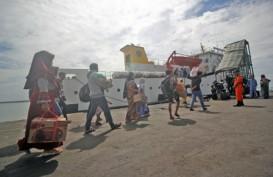 Hingga H+6 Lebaran, Kapal Laut Angkut 2,42 Juta Penumpang