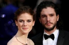 """Pasangan """"Game of Thrones"""" Kit Harington-Rose Leslie Segera Menikah"""