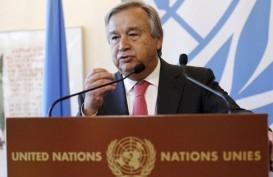Sekjen PBB Prihatin Aksi Militer di Suriah