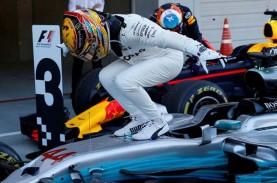 GP PRANCIS: Lewis Hamilton Start Terdepan