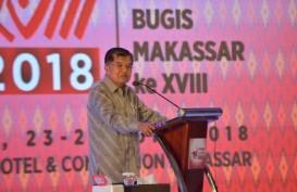JK Buka Pertemuan Saudagar Bugis-Makassar ke-18