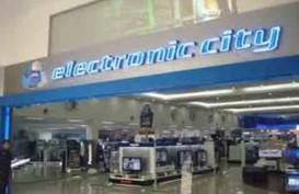 Electronic City Belum Agresif Dorong Saluran Penjualan Online