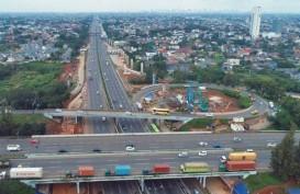 Jalan Tol Jakarta-Cikampek Terpantau Relatif Lancar