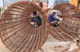 Upah Buruh Tani & Tukang Bangunan pada Mei Naik