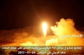 Ledakan Rudal di Riyadh Getarkan Gedung KBRI