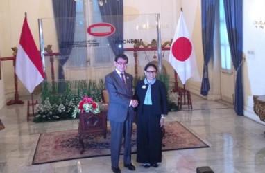 Menlu RI dan Menlu Jepang Bertemu di Gedung Pancasila. Ini Hasilnya