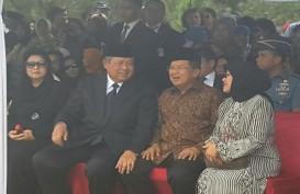 Silaturahmi Lebaran, Wapres Kalla Kunjungi Kediaman SBY di Mega Kuningan