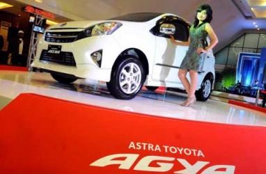 Penjualan Toyota Segmen LCGC di DIY Dinilai Masih Bagus