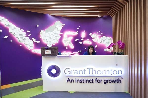 Kantor Grant Thornton di Jakarta - ist