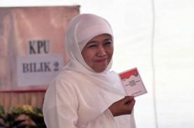 Indikator Politik Indonesia: Khofifah Kalahkah Gus…