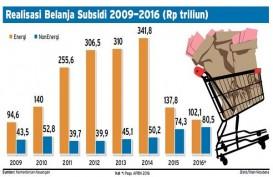 Realisasi Belanja Subsidi Energi Bengkak Gara-Gara Cicil Utang