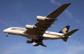 Tingkat Keterisian Penumpang Singapore Airlines Naik Menjadi 79,6%