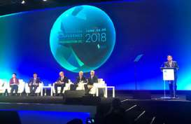 LAPORAN DARI WASHINGTON: Bicara di Konferensi Gas, Jonan Promosikan Masela & IDD
