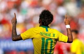 Prediksi Skor Brasil Vs Serbia, Susunan Pemain, Head to Head, Neymar Bikin Gol?