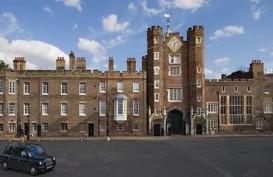 Sejarah Istana St James Tempat Pangeran Louis Akan Dibaptis
