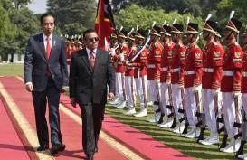 Presiden Jokowi: Indonesia Berkomitmen Jadi Mitra Terpercaya Timor Leste