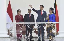 Isu Perbatasan Jadi Fokus Pertemuan Presiden Jokowi dan Presiden Timor Leste