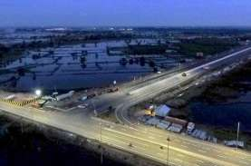 Jalan Tol Palindra Dilintasi 196.202 Kendaraan Selama…