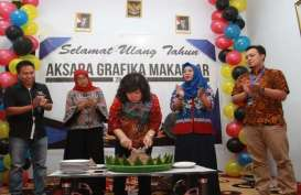 Aksara Grafika Makassar Didorong Jaga Konsistensi Pertumbuhan dan Produktivitas