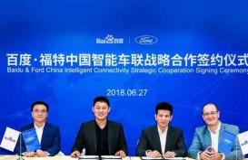 Ford dan Baidu Teken LoI Kemitraan Pengembangan Konektivitas, AI, Pemasaran Digital