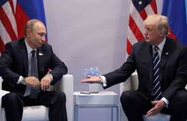 Trump-Putin Dijadwalkan Bertemu 16 Juli di Helsinki