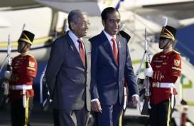 Pagi Ini, Mahathir Mohamad Temui Presiden Jokowi di Istana Bogor
