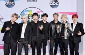 BTS Kembali Masuk Daftar Tokoh Paling Berpengaruh Dunia