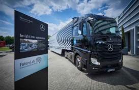 FutureLab@Mercedes-Benz Trucks: Sistem Penggerak Otomatis Akan Masuk Seri Produksi