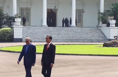 Jokowi-Mahathir Bahas Pemberantasan Korupsi sampai Masalah Perbatasan