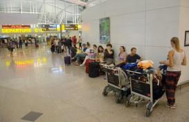 NORMALISASI PENERBANGAN, Bandara Ngurah Rai Beroperasi 24 Jam
