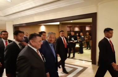 PM Malaysia Mahathir Mohamad Temui Tokoh Indonesia