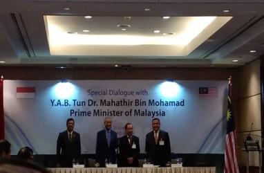 Mahathir Mohamad Bertemu Sahabatnya, Tanri Abeng