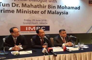 Indonesia dan Malaysia Bakal Bersinergi Hadapi Pasar Global